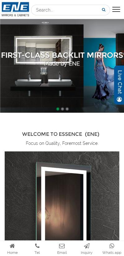 卫浴-浴室镜-enelightedmirrors