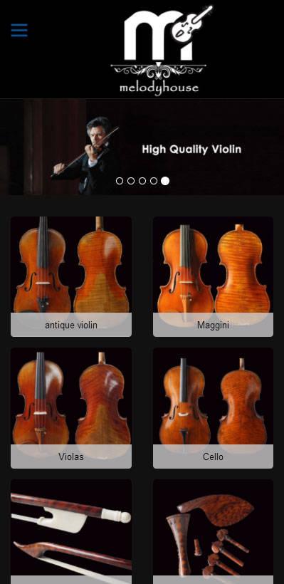 小提琴-mhviolin