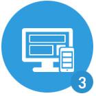 外贸网站定制流程:设计出稿
